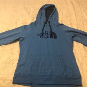 Women's North Face Hoodie L
